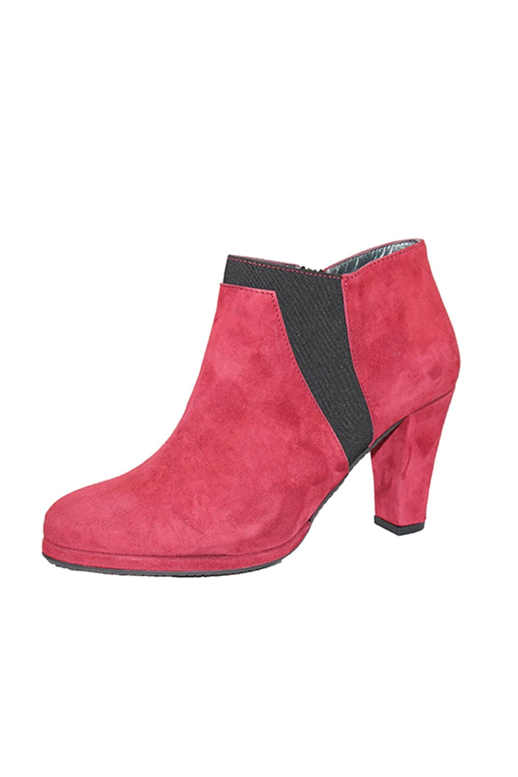 Eric Michael Ariella Bootie - Front Cropped Image