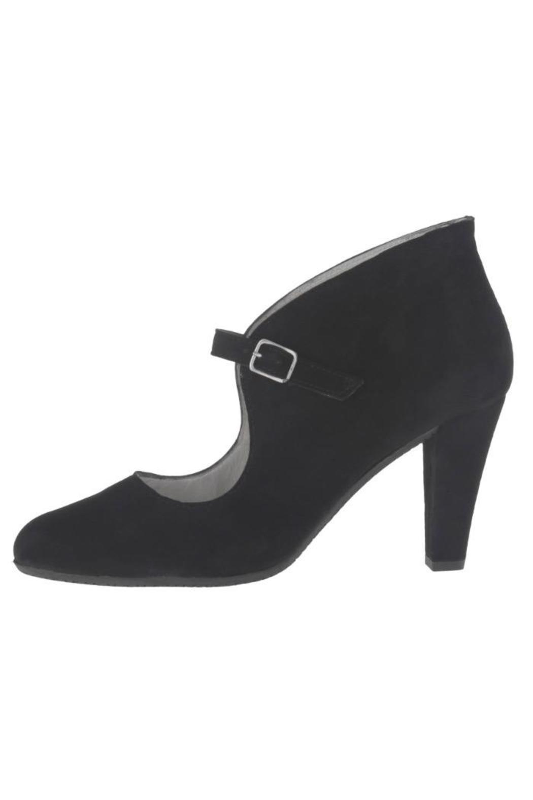 Eric Michael Cali Heel - Front Cropped Image