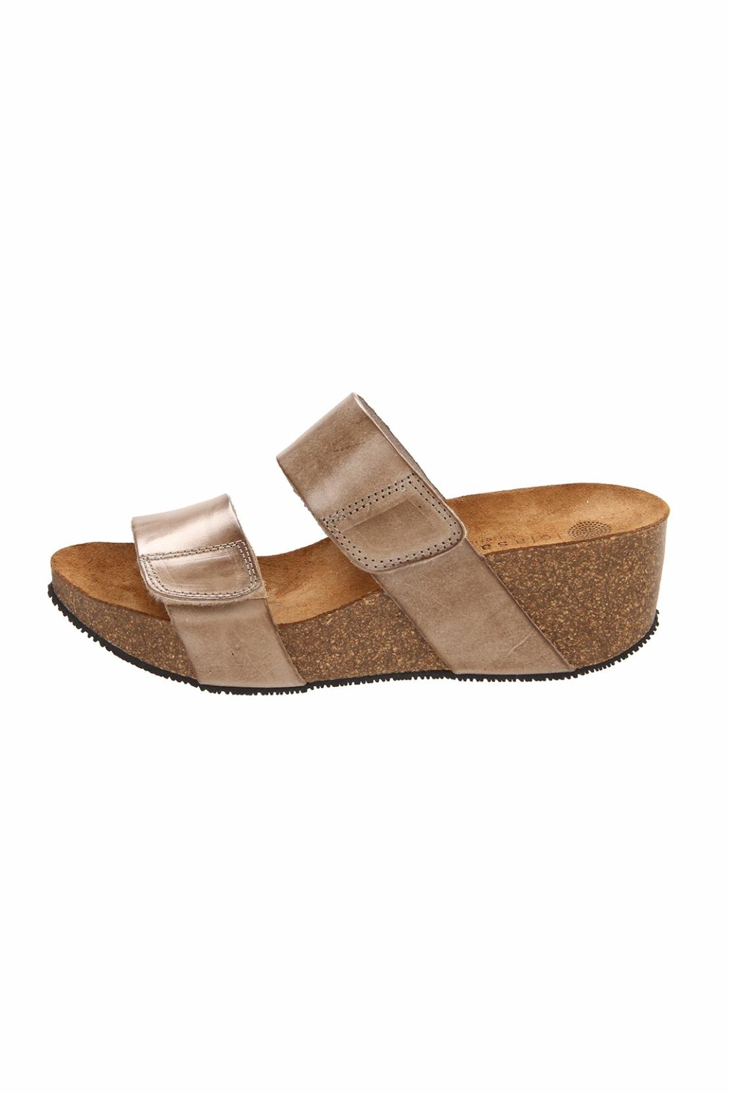Eric Michael Cody Comfort Wedge - Front Cropped Image