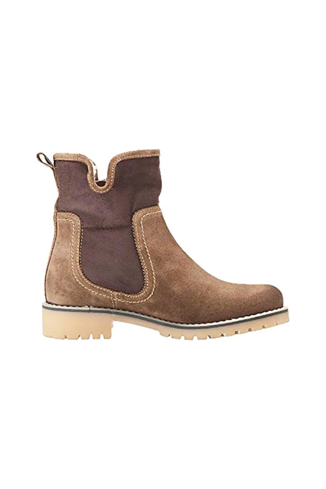 Eric Michael Denver Western-Inspired Boot - Side Cropped Image