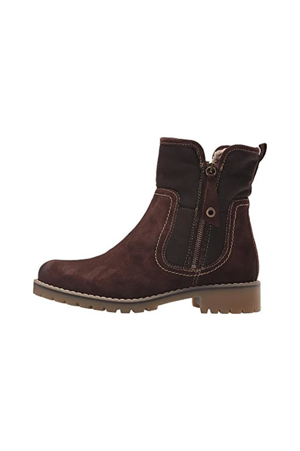Eric Michael Denver Western-Inspired Boot - Front Cropped Image