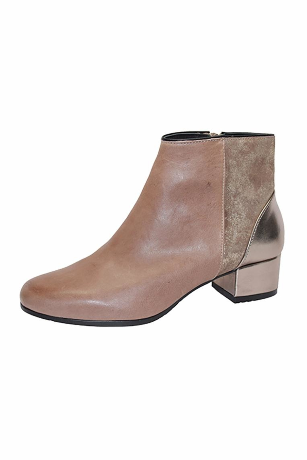 Eric Michael Elena Designer Bootie - Front Cropped Image