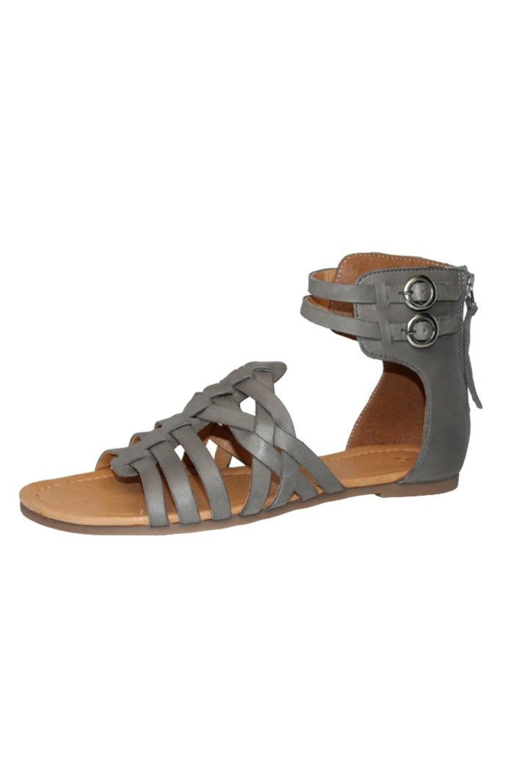 Eric Michael Arianna Sandal - Front Cropped Image