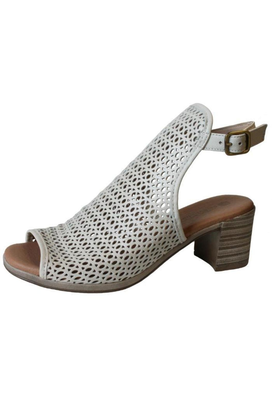 Eric Michael Tiffany Sandal - Front Cropped Image