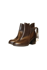 Eric Michael Leather Ankle Boot - Product Mini Image