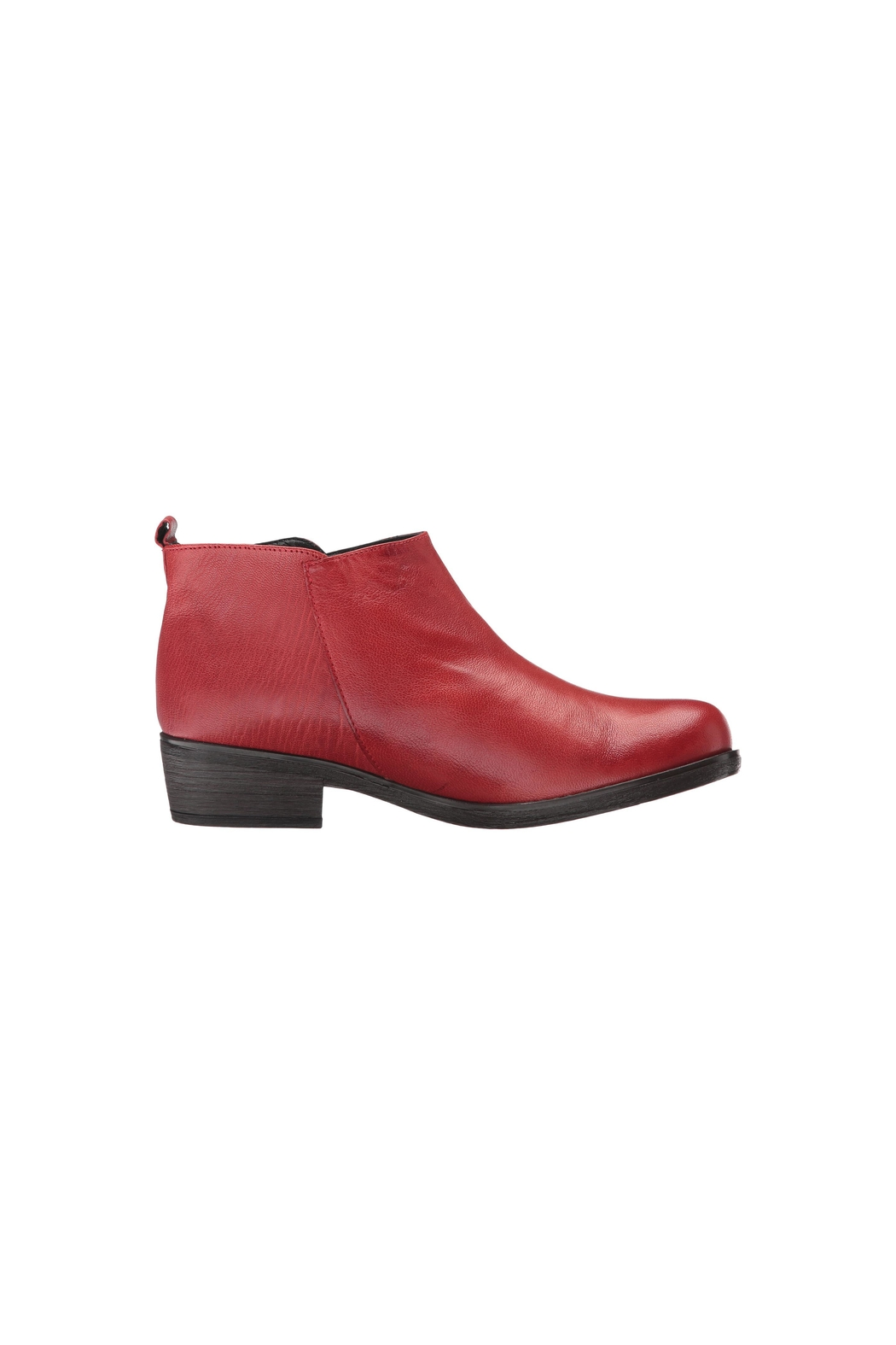 Eric Michael London Designer Bootie - Side Cropped Image