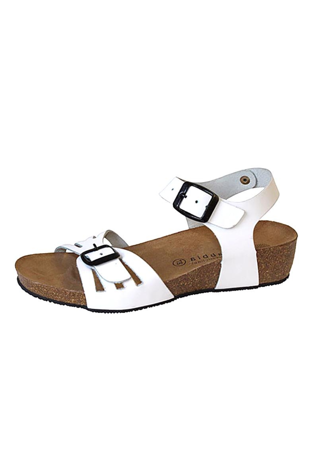 Eric Michael Tampa Cork Wedge - Front Cropped Image