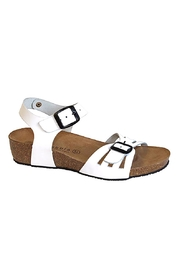 Eric Michael Tampa Cork Wedge - Front full body