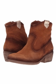 Eric Michael Val Western-Inspired Boots - Front full body