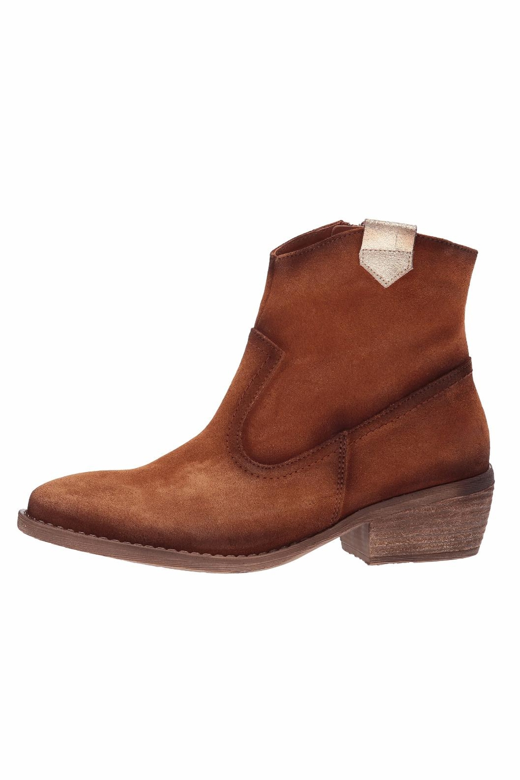 Eric Michael Val Western-Inspired Boots - Main Image