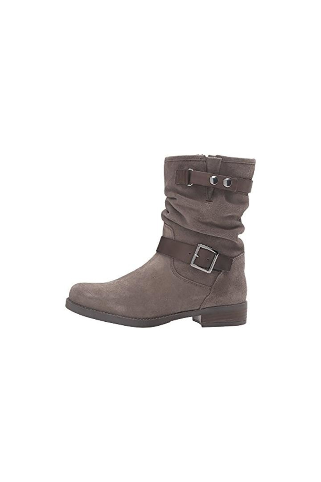 Eric Michael Venice Suede Slouch-Boot - Main Image