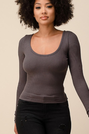 The Sang Erica Knit Top - Product Mini Image