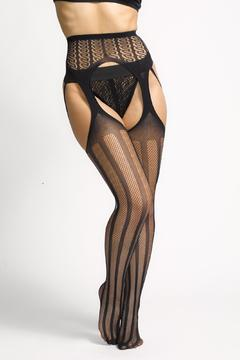 Shoptiques Product: Dylan Garter Hosiery