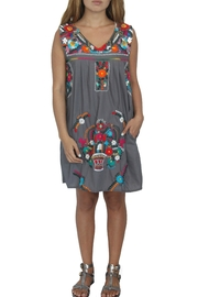 Erica Maree Chelow Shift Dress - Front cropped