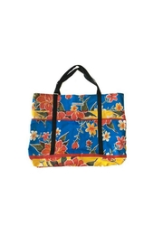 Erica Maree Oilcloth Beach Bag - Product Mini Image