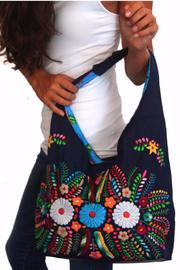 Erica Maree Saturday Market Hobo - Front cropped