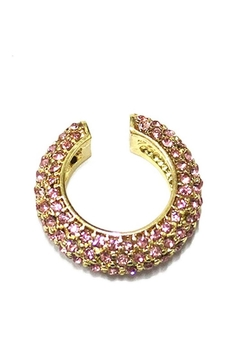 Erica Nikol Pave Ear Cuff - Product List Image