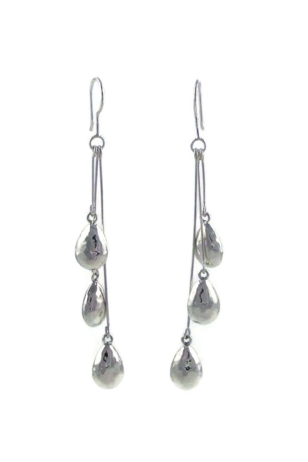 Erick Diaz Pendulum Drops Earrings - Main Image