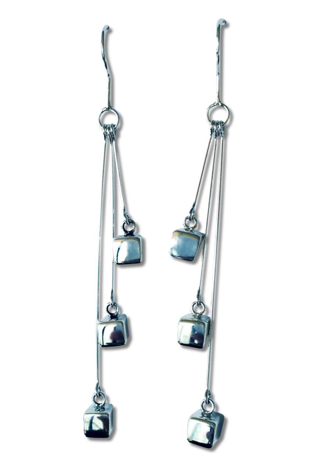 Erick Diaz Pendulum Earrings - Main Image