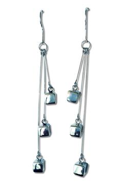 Erick Diaz Pendulum Earrings - Alternate List Image
