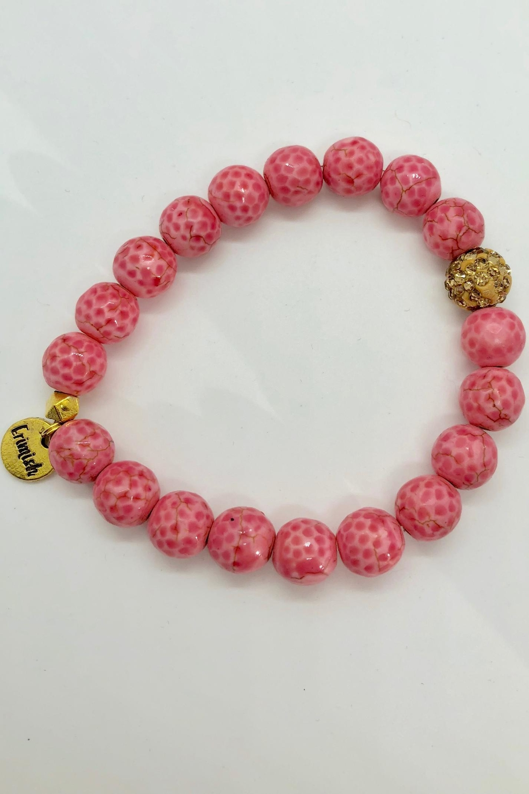 erimish Beaded Stacking Bracelet - Main Image