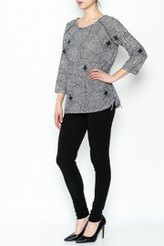 Erin London Unusual Raglan Top - Side cropped