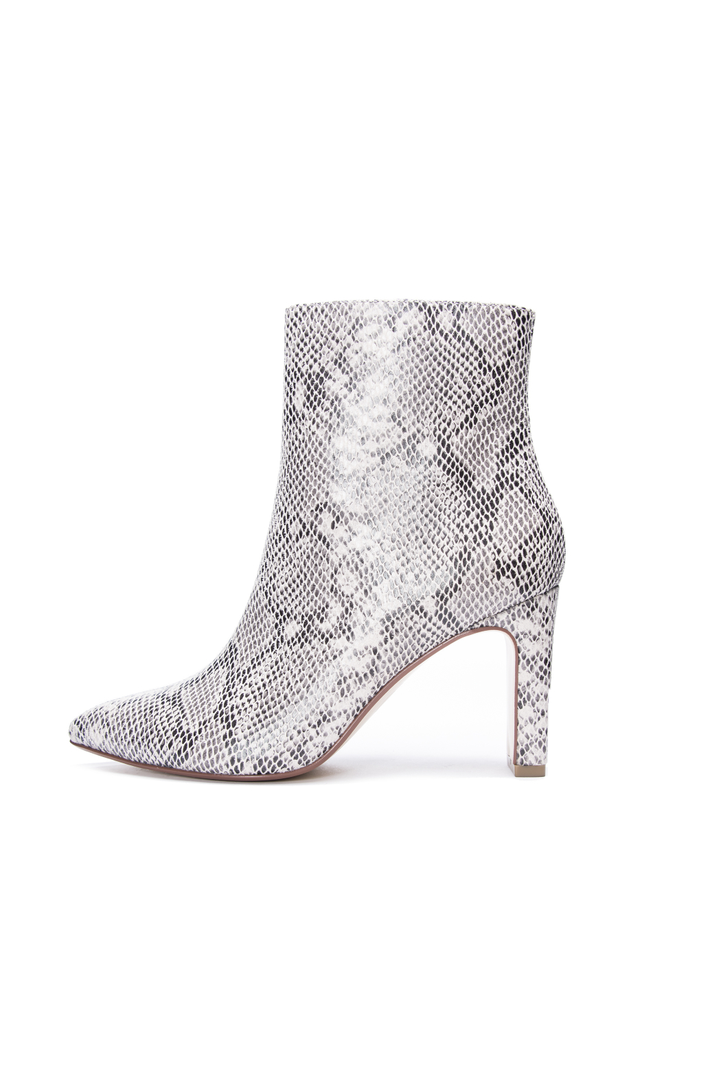 Chinese Laundry Erin Snake Bootie - Front Cropped Image