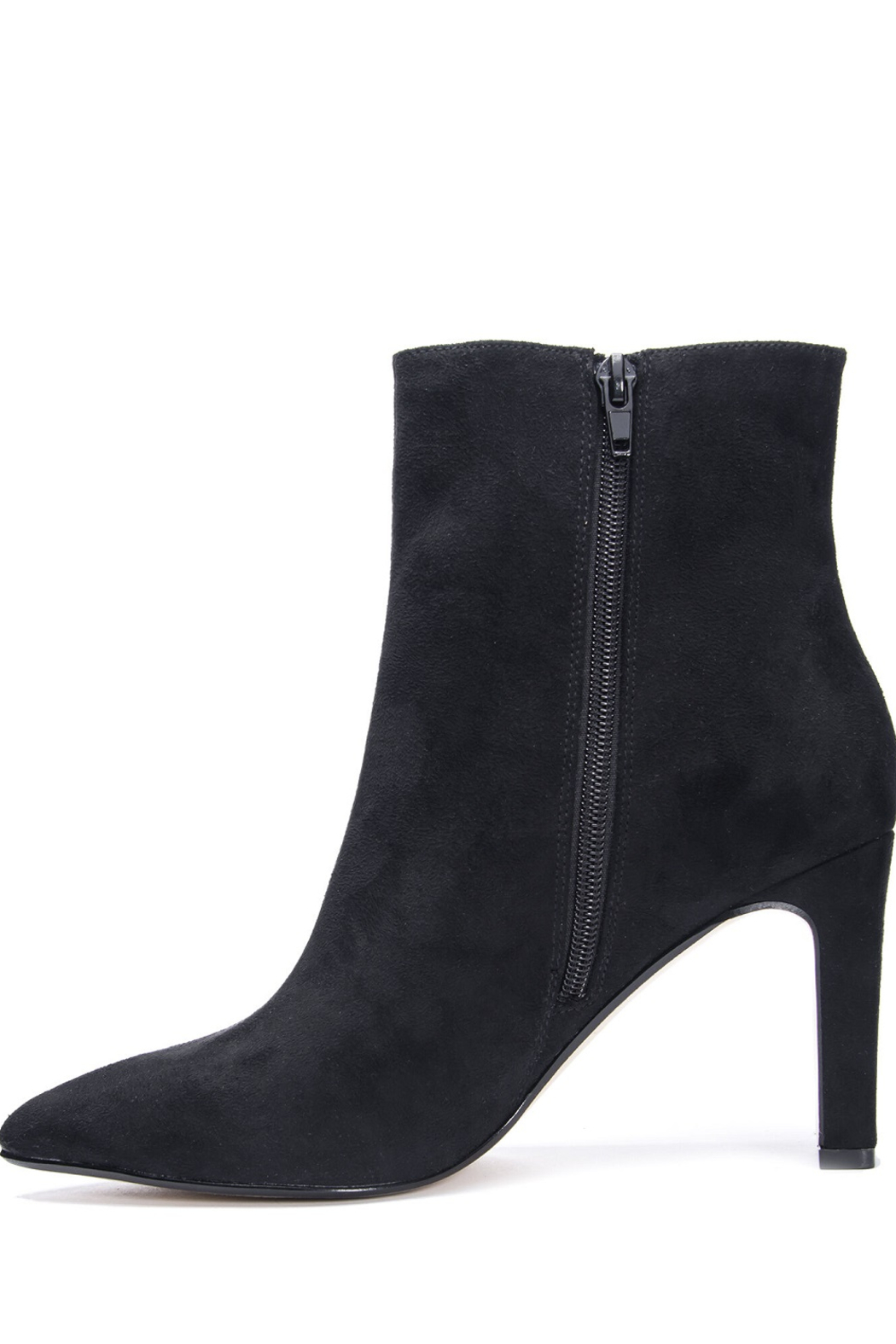 Chinese Laundry Erin Suede Boot - Front Full Image