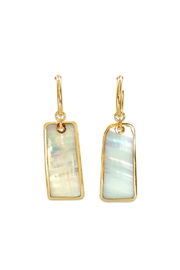 Erin Fader Jewerly Aphrodite Dangle Earrings - Product Mini Image