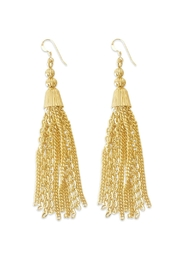 Erin Fader Jewerly Tassel Earrings - Product Mini Image