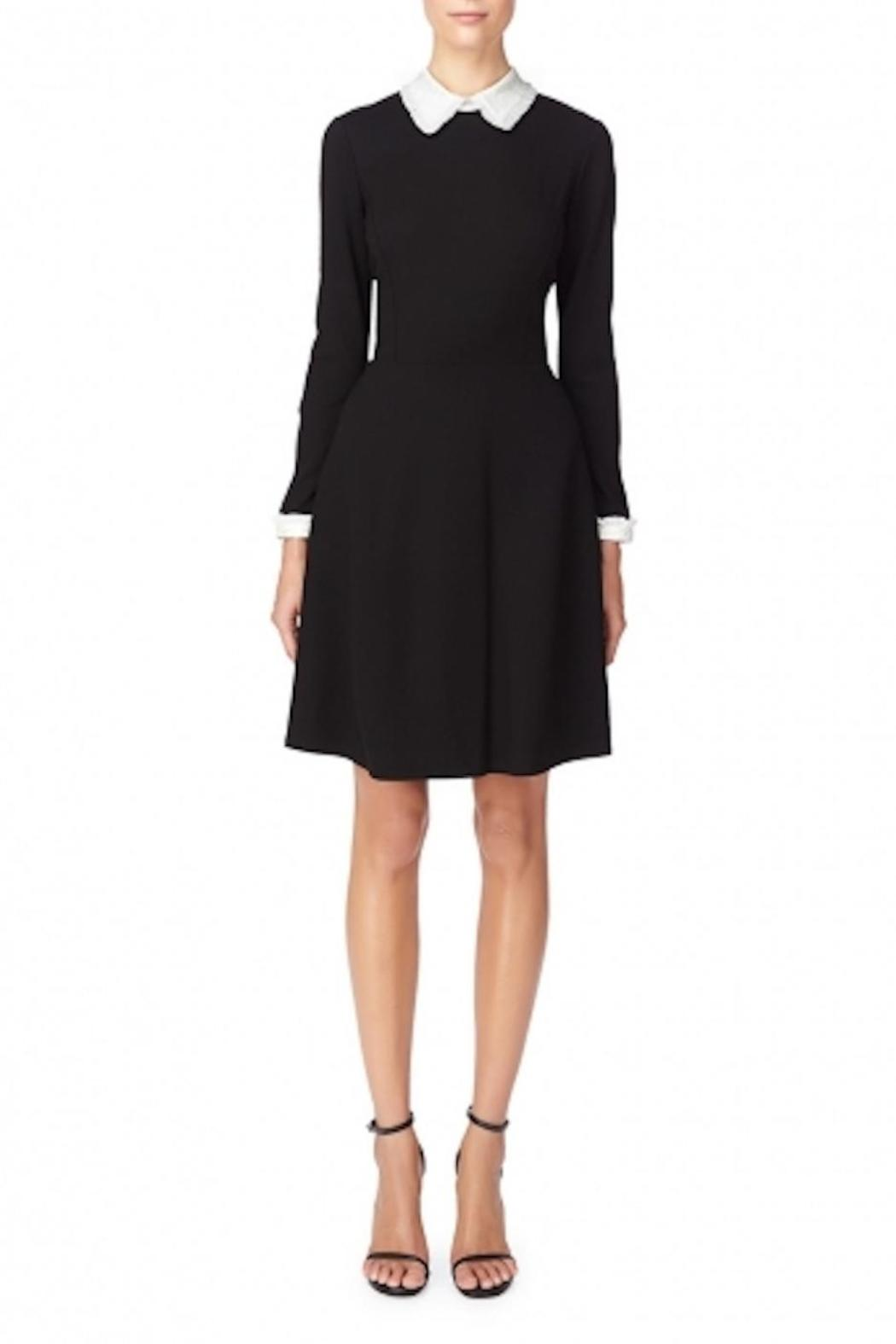 Erin Fetherston Tate Collar Dress Front Cropped Image