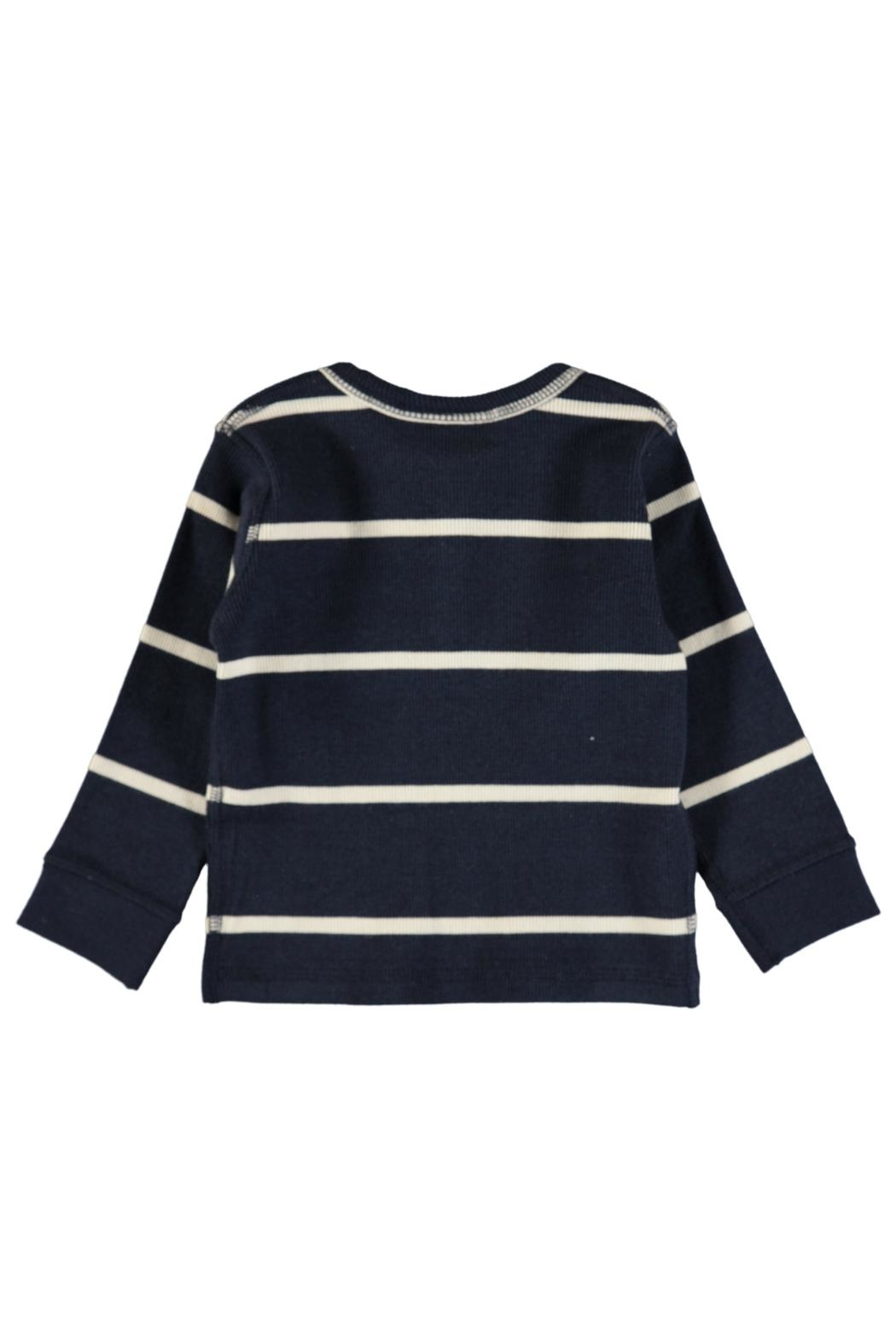 Molo Ernst Stripe Top - Front Full Image
