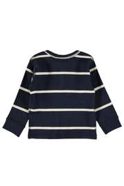 Molo Ernst Stripe Top - Front full body