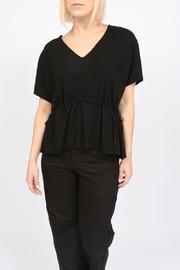 Errant Ava Drawstring Top - Front cropped