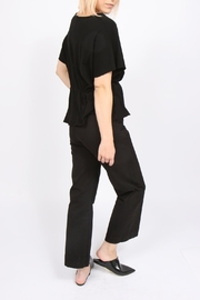 Errant Ava Drawstring Top - Side cropped