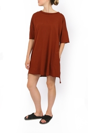 Errant Boyfriend Shirt Dress - Product Mini Image