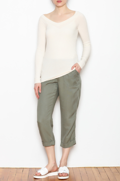 Errant Mabel Ribbed Top - Product List Image
