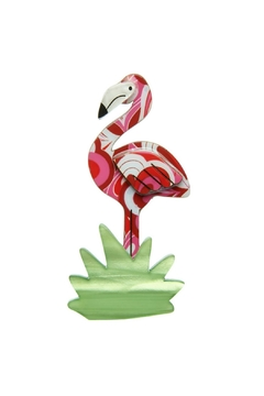 Erstwilder Flamboyant Flamingo Brooch - Product List Image