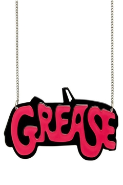 Erstwilder Grease Word Necklace - Product List Image