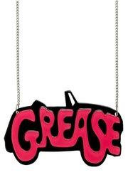 Erstwilder Grease Word Necklace - Product Mini Image