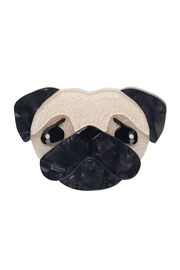 Erstwilder Pierre's Puglife Brooch - Product Mini Image