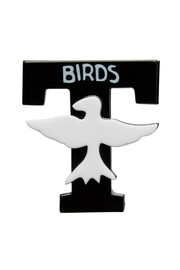 Erstwilder T-Birds Brooch - Product Mini Image