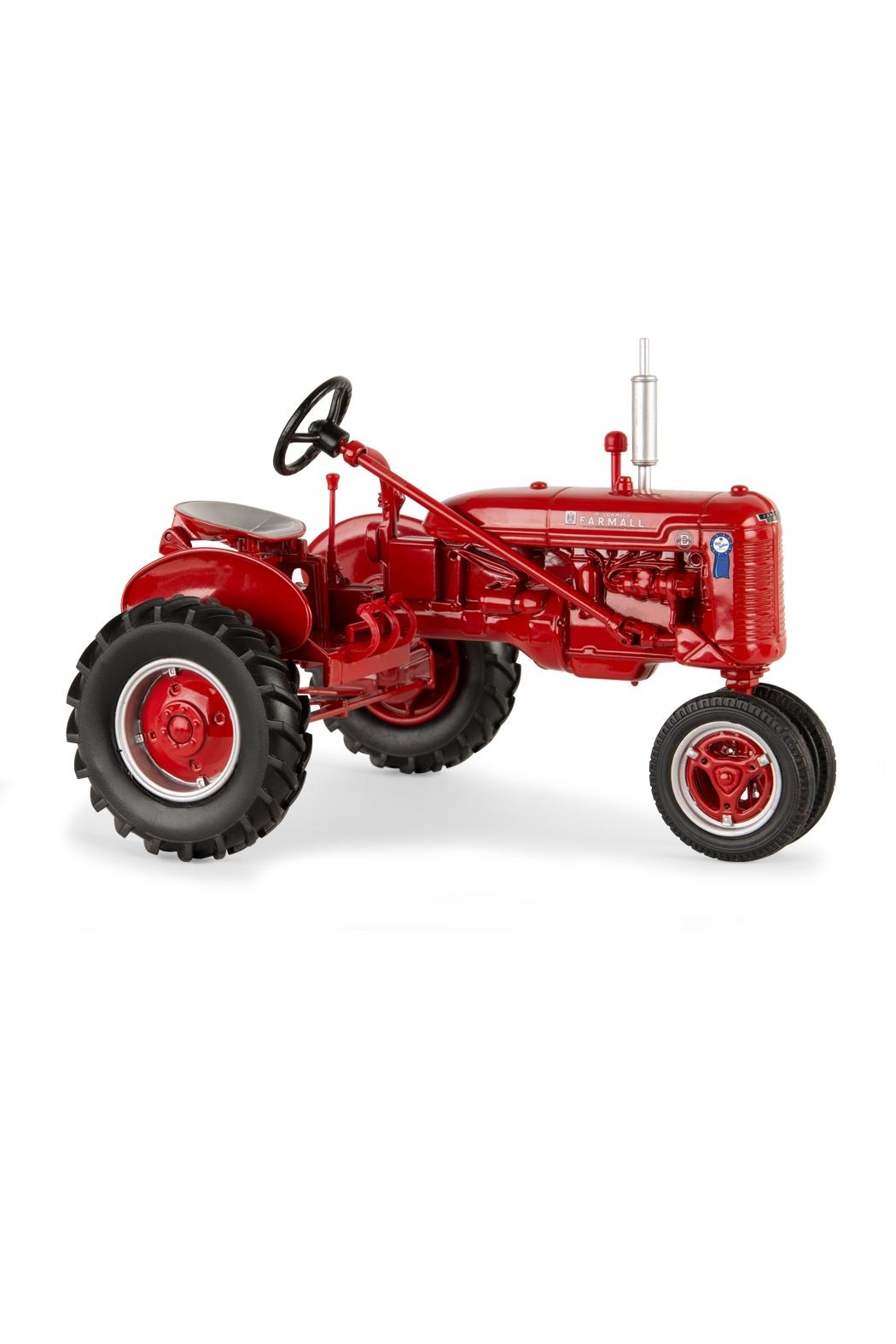 ERTL Farmall B Tractor - Front Cropped Image