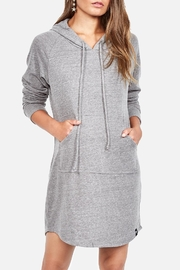 Michael Lauren Erwin Hoodie Dress - Product Mini Image