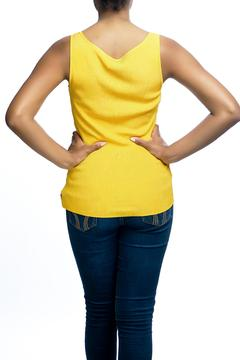 Shoptiques Product: Gold Sleeveless Top