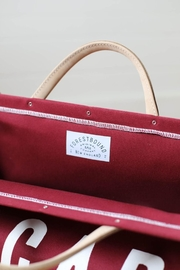Forestbound Escape Bag Cranberry - Front full body