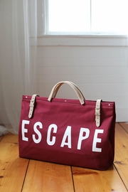 Forestbound Escape Bag Cranberry - Front cropped