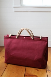 Forestbound Escape Bag Cranberry - Side cropped