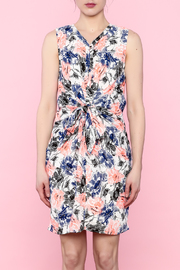 Esley Colorful Spring Dress - Front full body