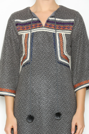 Esley Embroidered Knit Dress - Other
